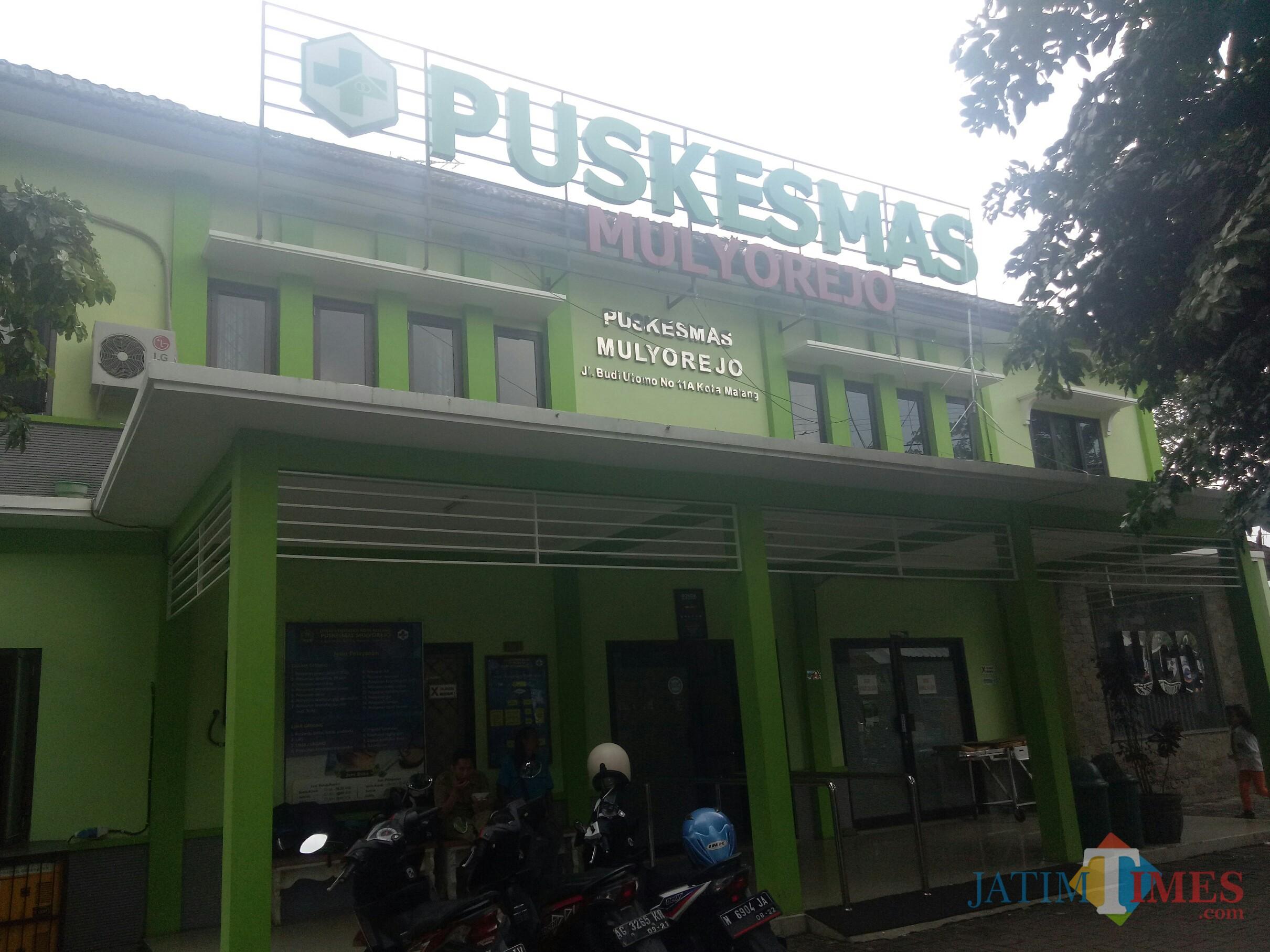 Puskesmas Mulyorejo (foto: Imarotul Izzah/Malang Times)