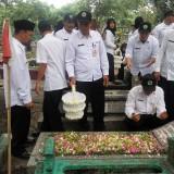 Tempat Pemakaman Umum (TPU) Kasin (Anggara Sudiongko/MalangTIMES)
