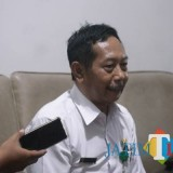 Kadis Dispendukcapil Tulungagung Justi Taufik (foto:  Joko Pramono/Jatimtimes)