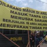 Rawan Provokasi, Polisi Tunggu Laporan Jika PKL Dirugikan