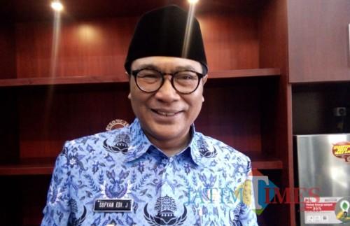 Wakil Wali Kota Malang, Sofyan Edi Jarwoko (Dokumentasi MalangTIMES).