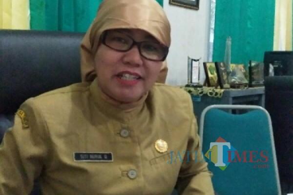Kepala Dinas Kesehatan Jember dr Siti Nurul Qomariyah