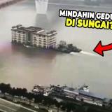Di China Mindahin Gedung dengan Perahu, Indonesia Punya Cara Lebih Hebat Lagi