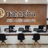 Caption Foto: Gedung Baru Natasha Skin Clinic Center Cabang Kediri kini menempati gedung baru yakni di Jalan Teuku Umar, Nomor 38 - 40 Kota Kediri. (Foto: Istimewa)