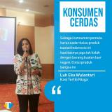 Kasi Tertib Niaga Disdag Kota Malang, Nuh Putu Eka Wulatari (Doc MalangTIMES)