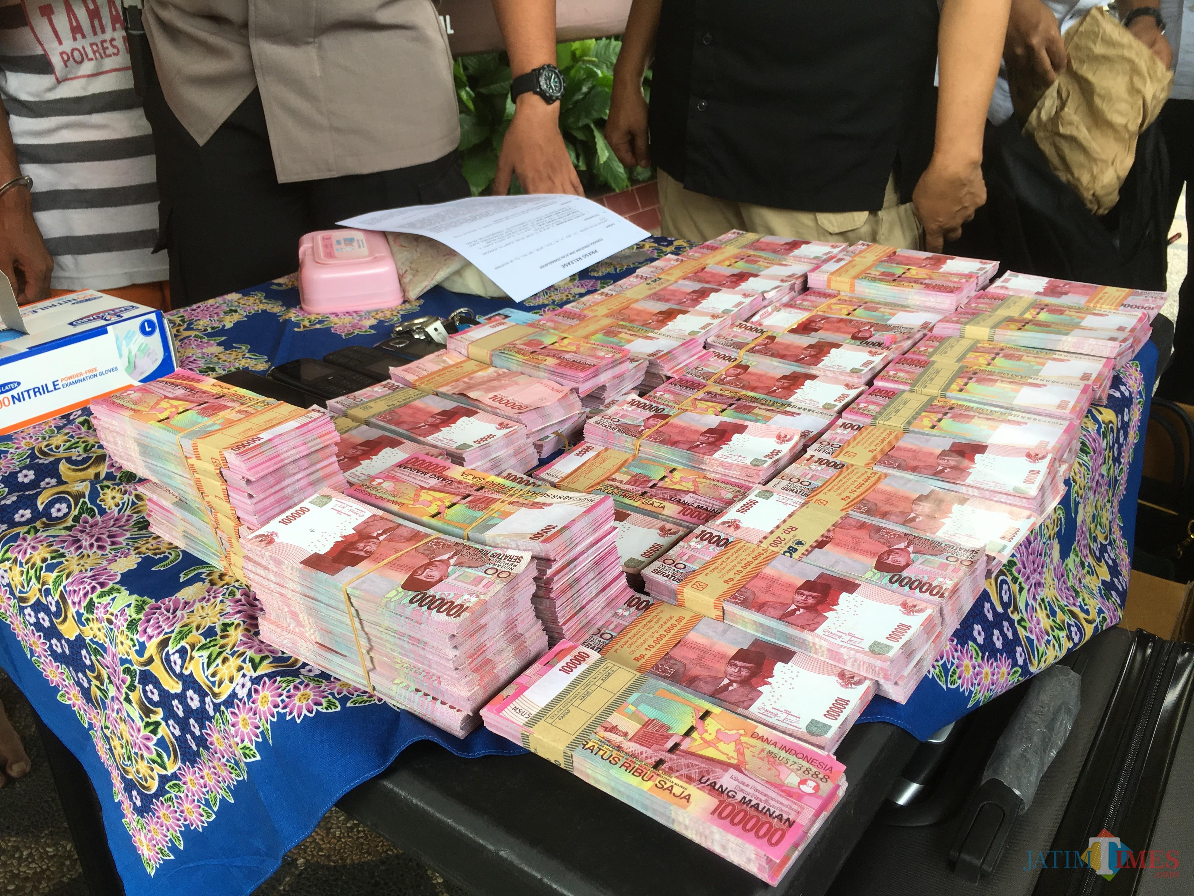 ilustrasi penipuan yang menyasar anggota kepolisian, Kabupaten Malang (Foto : Dokumen MalangTIMES)