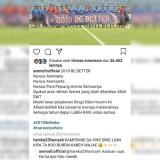 Hamka Hamzah Komentari Kualitas Foto Dipostingan Akun Instagram Arema FC