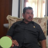 Kajari Kota Malang, Amran Lakoni SH, MH (Anggara Sudiongko/MalangTIMES)