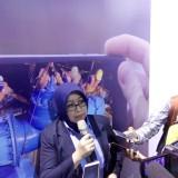 Plt. Direktur PDAM Kota Malang, Anita Sari saat melakukan wawancara dengan awak media (Pipit Anggraeni/MalangTIMES).