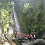 Air Terjun Coban Talun di Dusun Wonorejo Desa Tulungrejo Kecamatan Bumiaji. (Foto: Dok MalangTIMES)