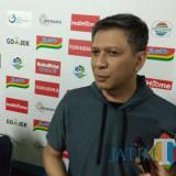 CEO Arema FC, Iwan Budianto (Hendra Saputra)