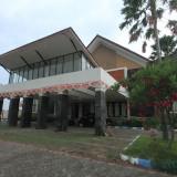 Gedung Islamic Centre uyang diganti Gedung Hayam Wuruk ini akan diserahkan ke Diabudpar  (Agus Salam/JatimTIME)