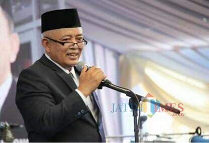 "Terkait ""Ancaman"" Gugatan Pencalonan Wabub, Bupati Malang : Kalau Mau Menggugat Ya Gugatlah"