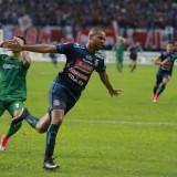 Thiago Furtuoso saat masih membela Arema FC di Piala Presiden 2018. (instagram)