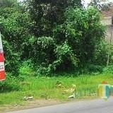Banner Caleg PSI di Desa Tapan yang jadi sasaran aksi vandalisme, tulisannya bikin ngeri / Foto : Anang Basso / TulungagungTIMES