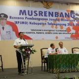 Musrembang Kabupaten Tulungagung (foto: Joko Pramono/JatimTIMES)