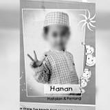 Hanan semasa hidup (istimewa)