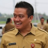 Plt Kepala Diskominfo Kabupaten Kediri Krisna Setiawan. (ist)