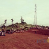 Ready. Arena Sirkuit Grand Final Motocross and Grastrack 2018 Kaliputih Genteng Banyuwangi