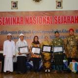 Seminar Nasional yang di Adakan Yayasan Keramat Asmo Jati di Hotel Bharata Tulungagung / Foto : Istimewa / Tulungagung TIMES