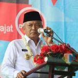 Wabup Malang HM. Sanusi dalam acara Kitfess di Gondanglegi. (Humas for MalangTIMES)