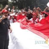 Acara Jambore Kebangsaan dan Kewirausahaan Jawa Timur 2018