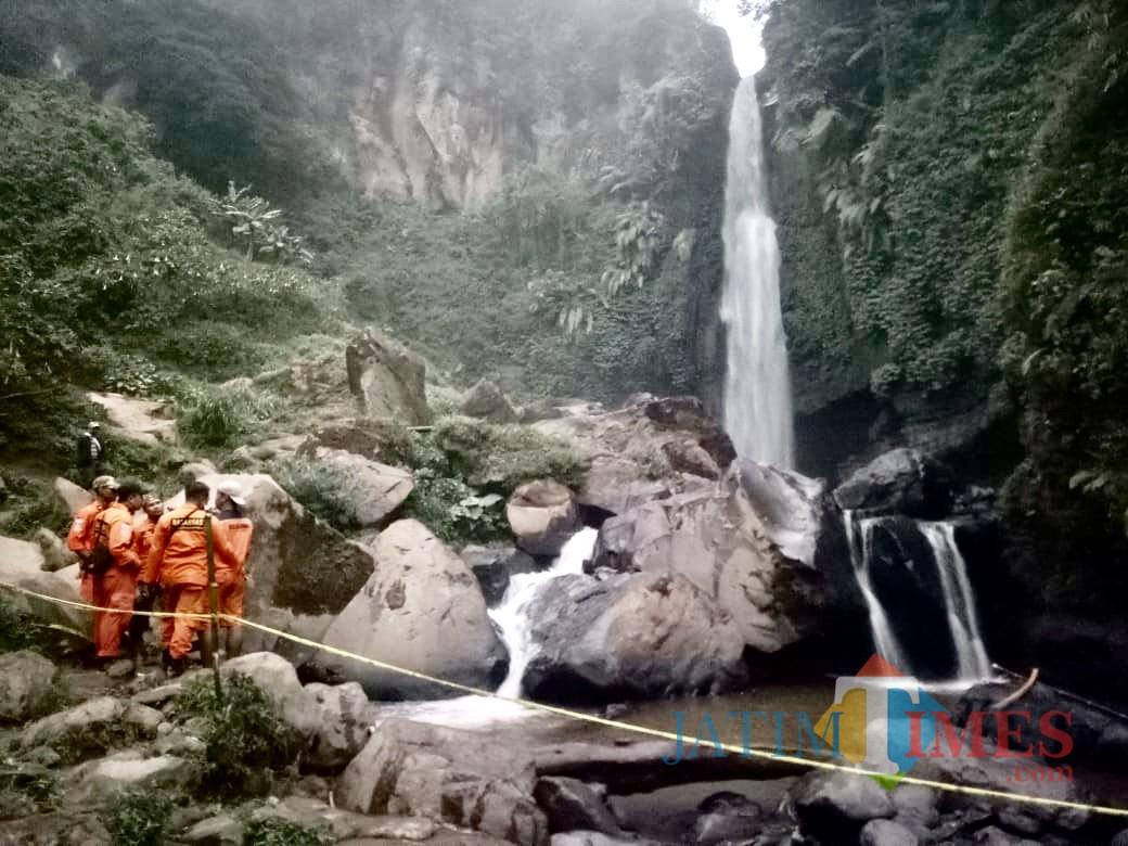 Area Air Terjun Coban TalunDesa Tulungrejo, Kecamatan Bumiaji.(Foto: Irsya Richa/MalangTIMES)