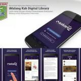 Tampilan inovasi imalangkab dari Dinas Perpustakaan dan Kearsipan Kabupaten Malang (MalangTIMES)