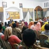 Pertemuan pengusaha hotel & restoran dengan Pemkab Lumajang. (Foto: Humas Pemkab/JatimTIMES)