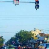 Traffic light di Kabupaten Malang sangat minim, rencana pengadaannya pun tahun depan harus dikubur dalam (Ist)