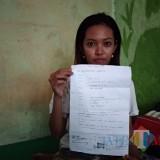 YE dan DN akhirnya membuat surat pernyataan perdamaian dan minta maaf ke media sosial / Foto : Sulis / Tulungagung TIMES
