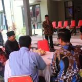Caption gambar: Salah satu penggagas pertemuan alumni Undar, KH Musta