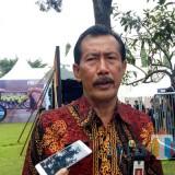 Kepala Dishub Kota Malang Kusnadi saat menemui awak media. (Foto: Nurlayla Ratri/MalangTIMES)