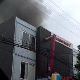 Kebakaran Advokat di Jalan Joyoboyo