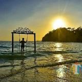 Pantai Indah yang Hipnotis Soekarno Ditarget Dikunjungi 9 Ribu Wisatawan Akhir Tahun