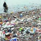 Sampah berbagai jenis berada di pantai / Foto : PPLH Mangkubumi / Tulungagung TIMES