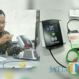 Pembuat Simerdu, Eka Maulana, dosen Fakultas Teknik UB (foto: Imarotul Izzah/MalangTIMES)