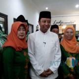 Ketua Umum DPP PPP sekaligus Anggota Dewan Penasihat Tim Kampanye Nasional Jokowi-Ma