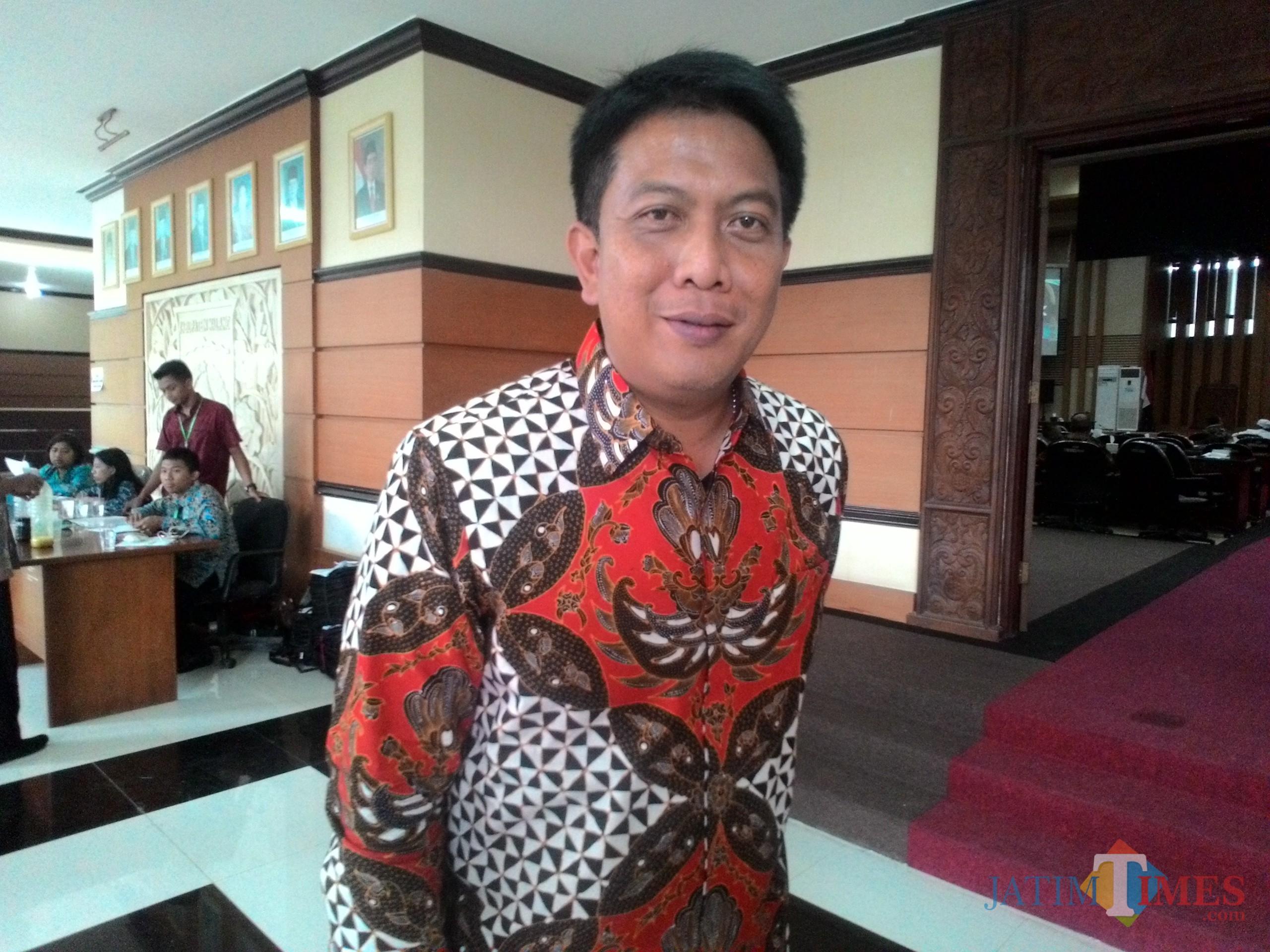Kadisparbud Kabupaten Malang Made Arya Wedanthara (foto: Nana/ MalangTIMES)