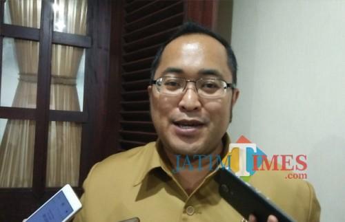 Kepala Dinas Komunikasi dan informatika Kota Malang Zulkifli Amrizal. (Foto: Dok. MalangTIMES)