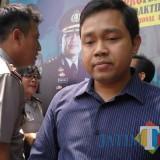 Kasat Reskrim Polres Malang Kota, AKP Komang Yogi Arya Wiguna (Anggara Sudiongko/MalangTIMES)