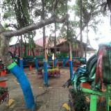 Rogoh Dana Rp 200 Juta, Taman Kota Kepanjen Dirancang Ramah Anak dan Disabilitas