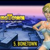 Bonetown, salah satu game yang mengandung adegan panas. (YtCrash)