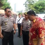 Kapolda Jatim Irjen Pol Luki Hermawan setelah memberikan keterangan.