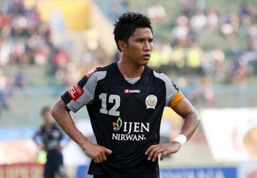 Mantan striker Arema berkewarganegaraan Singapura, Noh Alam Shah (fourfourtwo)