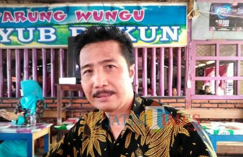 Ketua DPRD Tulungagung,  Supriyono (foto:  Joko Pramono/JatimTIMES)