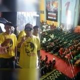 Kursi Kosong dan Kaus Jokowi Berpose Dua Jari Jadi Ajang Twitwar Warganet
