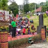 Pembukaan Festival Tape Ketan Gucialit. (Foto: Pawitra/JatimTIMES)