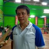 Ketua Umum PBSI Jatim, Wijanarko Adi Mulya (foto: Hendra Saputra/ MalangTIMES)