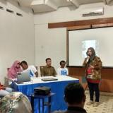 Suasana klarifikasi dan permintaan maaf Partai Perindo kepada difabel Malang Raya. (Hendra Saputra)